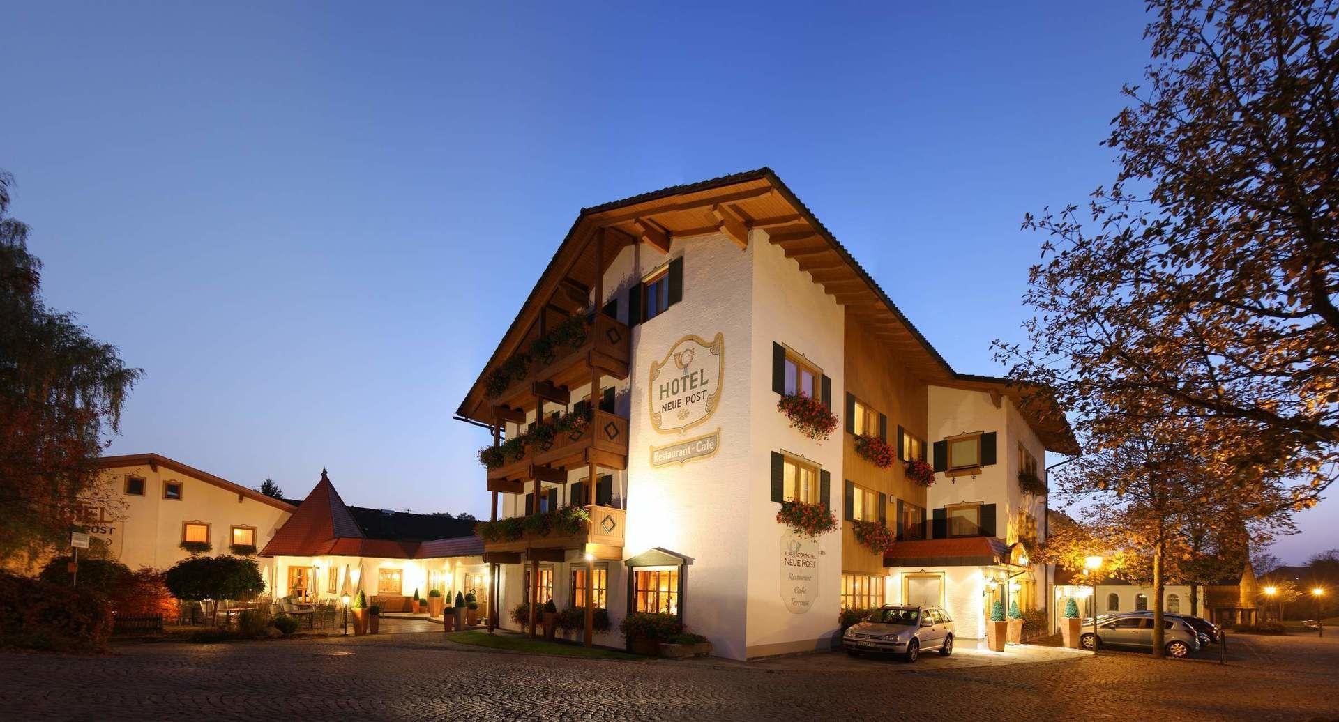Hotel Neue Post Bodenmais Preise
