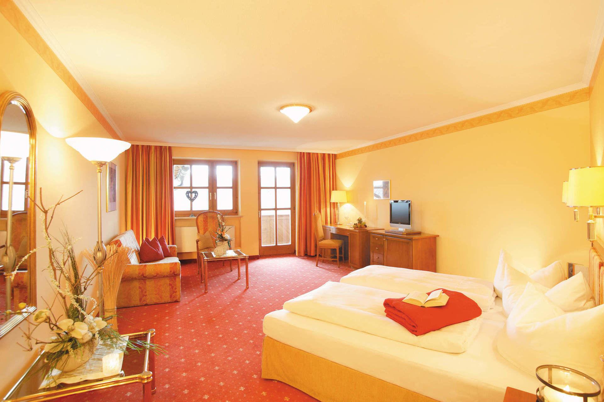 Hotel Neue Post Bodenmais Buchen