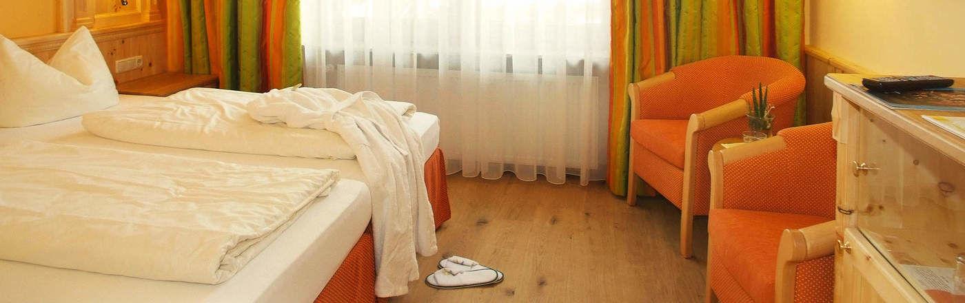 Schone Doppelzimmer Neue Post Wohlfuhl Hotel Bodenmais Hotels Mit