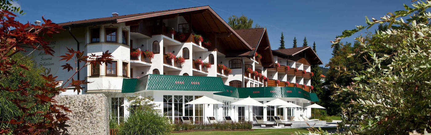 Wellnesshotel Wellnessurlaub Wellness Hotel Neue Post Bayern