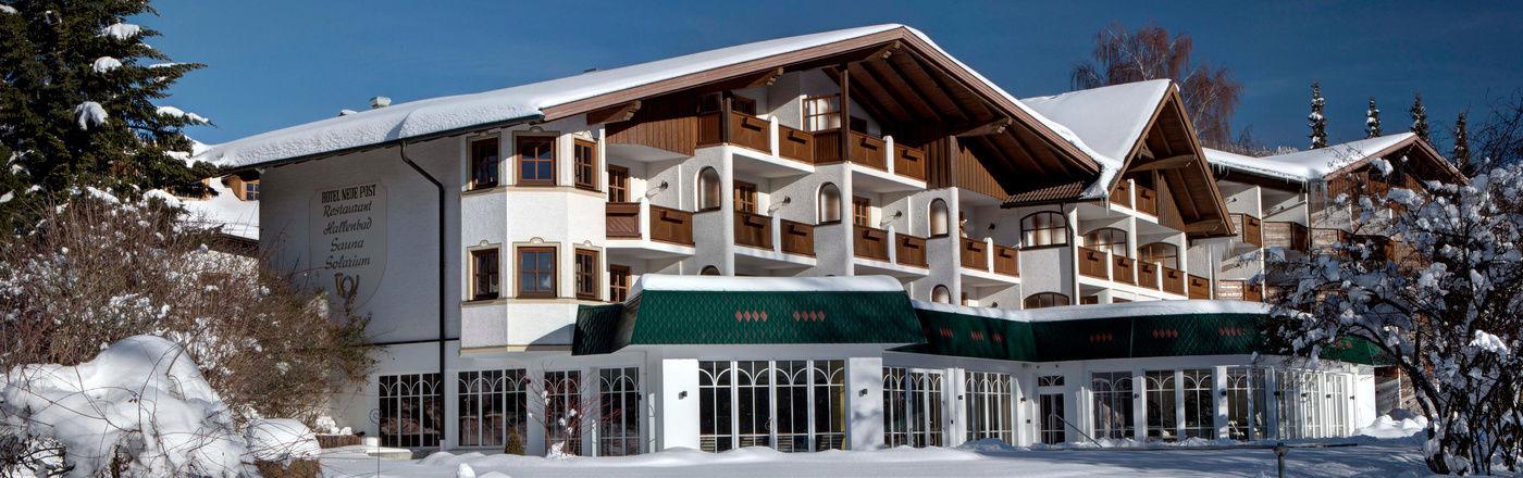 Urlaubswetter 4 Sterne Hotel Neue Post Wohlfuhlhotel Bodenmais
