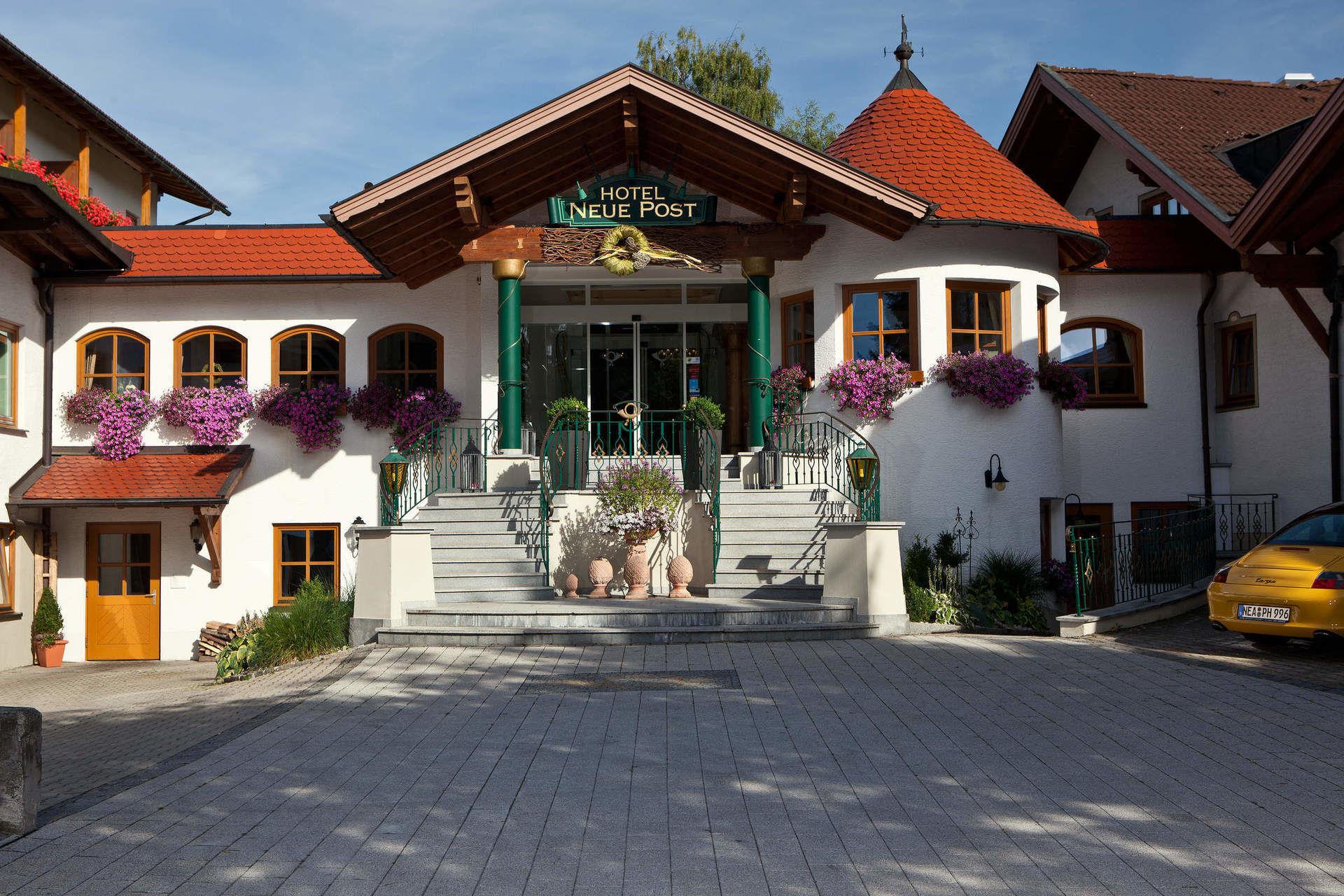 Gutschein Hotel Neue Post