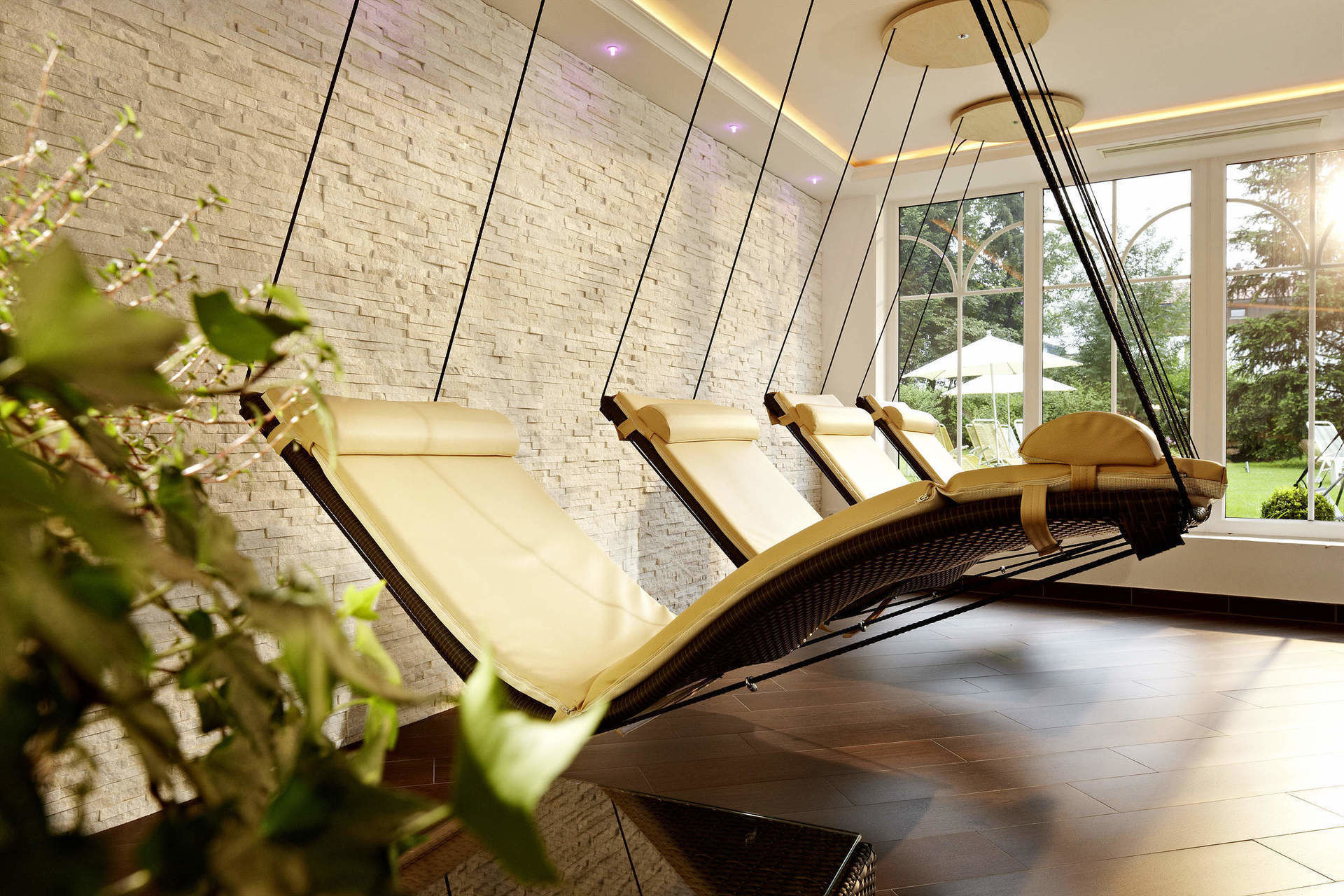 Wellnesshotel wellnessurlaub wellness hotel neue post for Stylische wellnesshotels